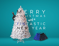 Merry Christmas and a #fintastic new year