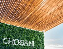 Chobani - stand