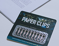 Paper Clip Packaging