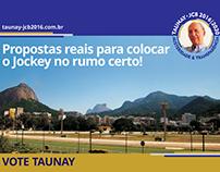Eleições Jockey Club Brasileiro - 2016/2020