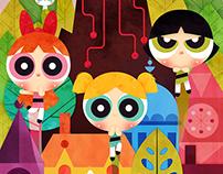 Cartoon Network Latam   PPG Draft Design Proposals