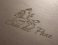 Логотип булочной