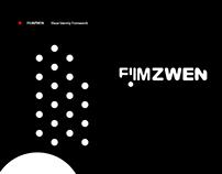 Filmzwen - Brand Identity