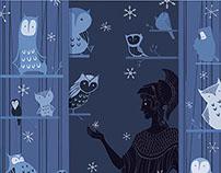 Greek Goddess Calendar