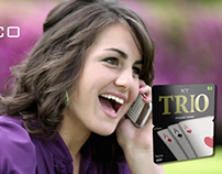 Trio Phone Card