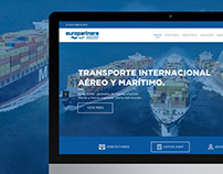 Europartners Website