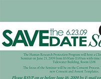 Save the Date - Tulane University