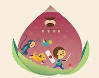 Momotaro: The Peach Boy