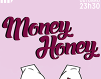 Cartaz MoneyHoney #1