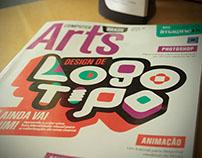 Computer Arts Brasil - Falando sobre criação de marca.