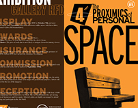 The Proximics of Personal Space