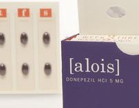 Alois- Alzheimer's Medicine Packaging System Concept