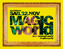 MAGICWORLD Concept Party