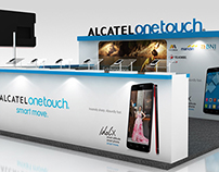 Alcatel Booth