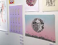 Double Bump Exhibition, No Vacancy Gallery, Melbourne