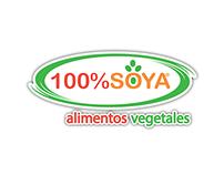 Material POP / Décimo Aniversario de 100% SOYA