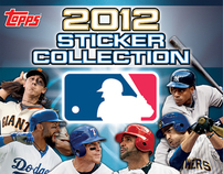 MLB Sticker Album