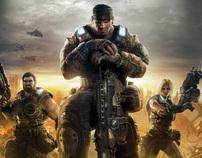 Gears of War 3 Launch @ Singapore