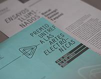 Ensayos Iluminados / Premio a las artes electrónicas