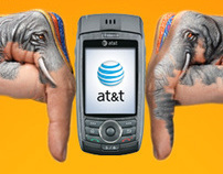 At&t - International roaming campaign