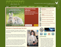 Hypnotherapy Services Website
