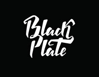 space restaurant Black Plate