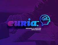 EURIA. Naming & Branding