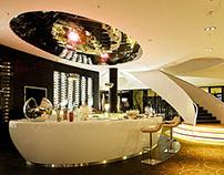 Hyatt Dusseldorf design by FG Stijl
