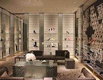 Dior Hong Kong design by Peter Marino