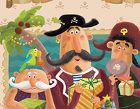 "cover for book ""New Year of Pirates"""