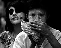 The Day of the Dead among the Maya of Yucatan