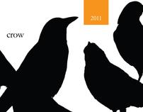 """Calendar Design """"CROW 2011"""""""