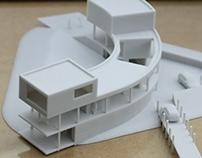 Lakehouse 3D print