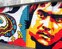 Mural Ivan Mykolaychuk