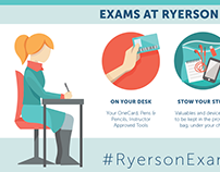 Exams at Ryerson University