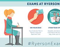 Exams at Ryerson University