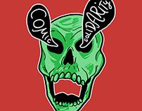 COMIC SOLIDARITY Halloween Logo