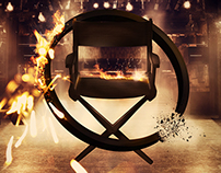 Ka Director's Chair