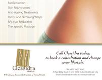 Clessidra Magazine Advertisement