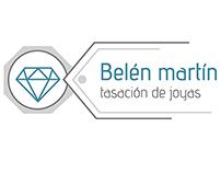 Logotipo Belén Martín