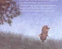 Hedgehog In The Fog - iPad App Concept