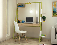 Standy - Home Office Customizable Desk