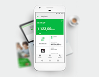 Personal banking - finance app