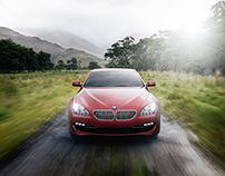 BMW 6 Green Road