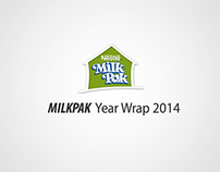 MilkPak Year Wrap 2014