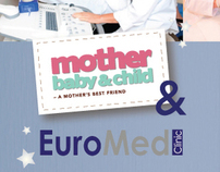 Email Blasts for Mother, Baby & Child Magazine