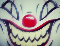Gripsou Clown / Papertoy