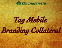 Tag Mobile Brand Collateral