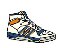 adidas sneaker love