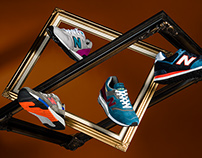 New Balance Product Photography